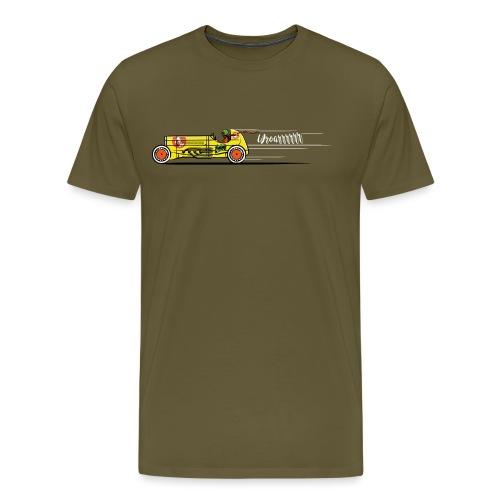 The Race - Männer Premium T-Shirt