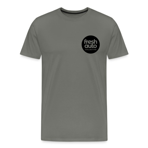 Fresh Auto Crest - Men's Premium T-Shirt