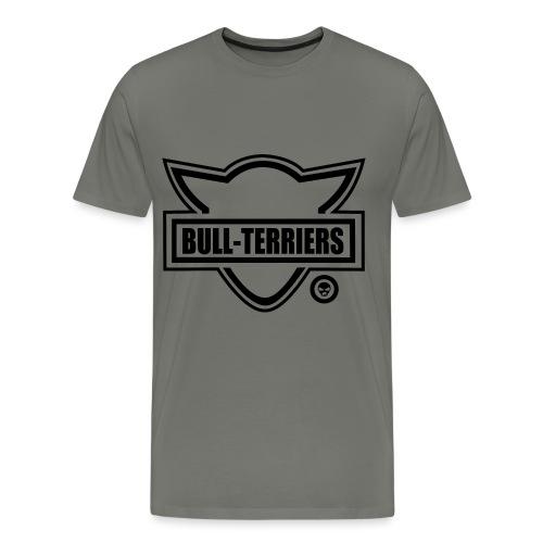 Bull Terrier Original Logo - Men's Premium T-Shirt