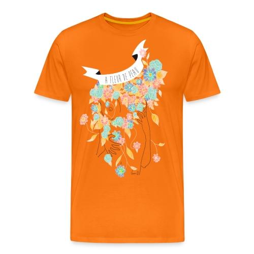 --AFLEURDEPEAU- - T-shirt Premium Homme