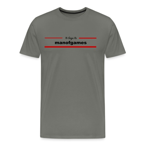 Yo Guys Its Mano Merch - Men's Premium T-Shirt