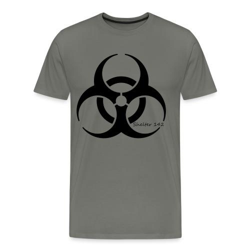 Biohazard - Shelter 142 - Männer Premium T-Shirt