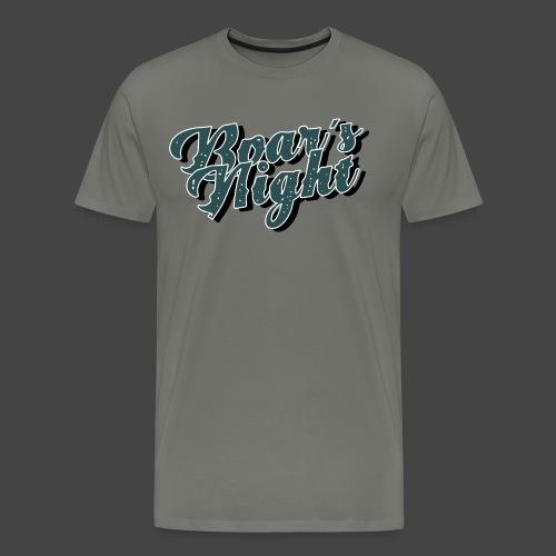 boarsnight - Männer Premium T-Shirt