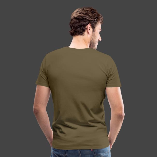 Kalibershirt 8x57IS - seit 1905. Ein Jägershirt