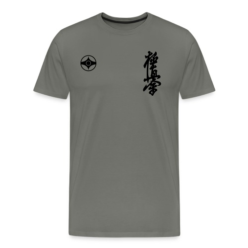 kanku - Premium-T-shirt herr