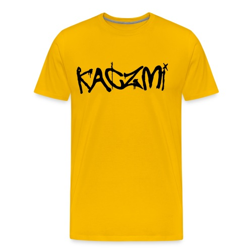 kaczmi - Koszulka męska Premium