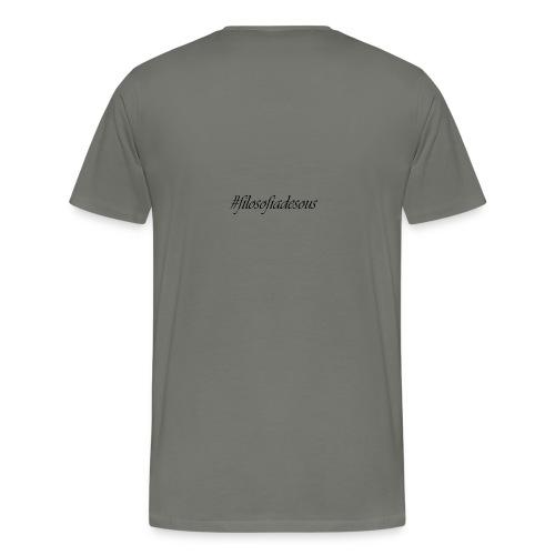 filosofiadesous1 - Camiseta premium hombre