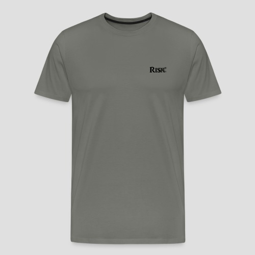 Risk - T-shirt Premium Homme