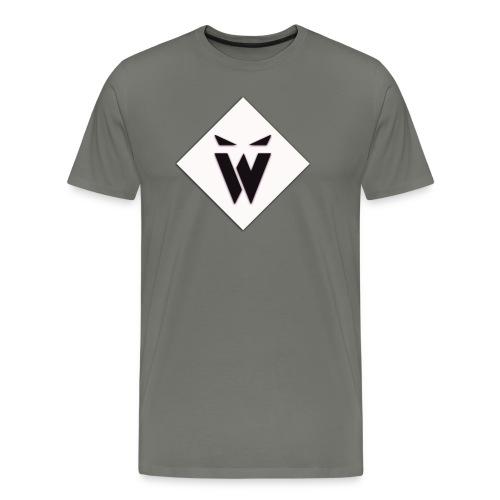 Wollefication T-Shirt Ny Loga - Premium-T-shirt herr