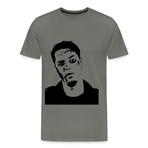 OnkelShape Face - Männer Premium T-Shirt