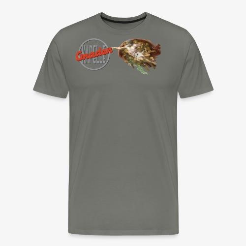 Die Erschaffung der Gnadenkapelle - Männer Premium T-Shirt