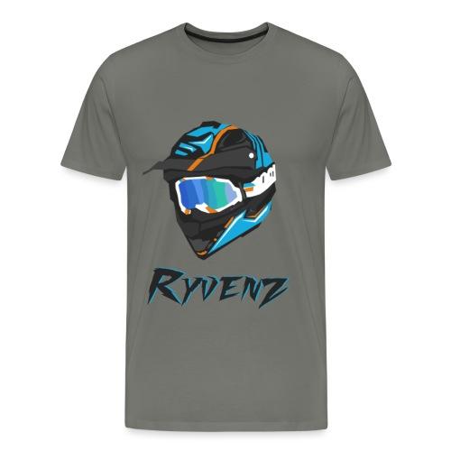 T SHIRT RYVENZ N2 - T-shirt Premium Homme