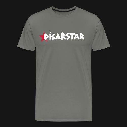 DISARSTAR Schriftzug - Männer Premium T-Shirt