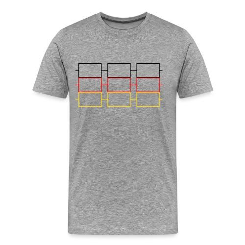 FAIRstand 20.1 - Männer Premium T-Shirt