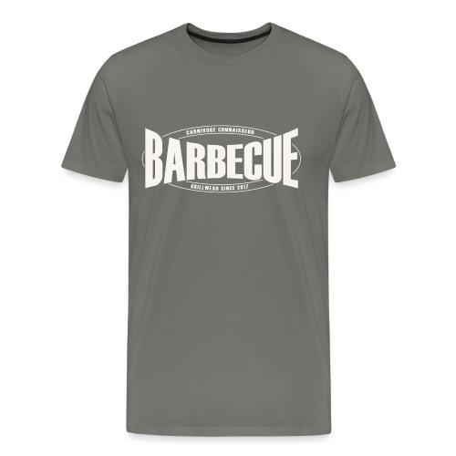 Barbecue Grillwear since - Männer Premium T-Shirt