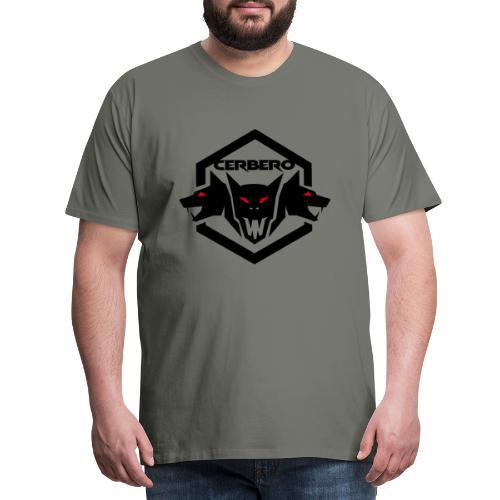 CerberoDef3 - Maglietta Premium da uomo