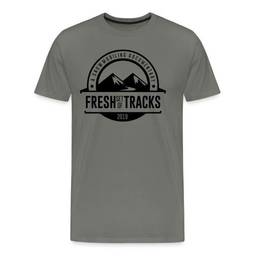 fsotbadgeonecolor - Premium-T-shirt herr