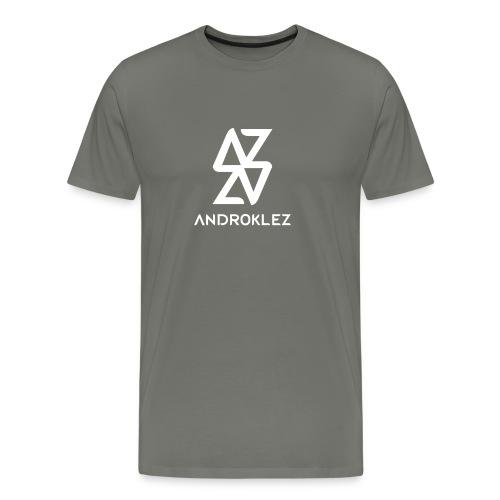 Androklez Logo - Men's Premium T-Shirt