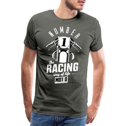 Number 1 - T-shirt Premium Homme