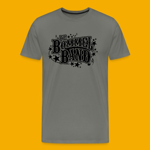 bb logo - Mannen Premium T-shirt