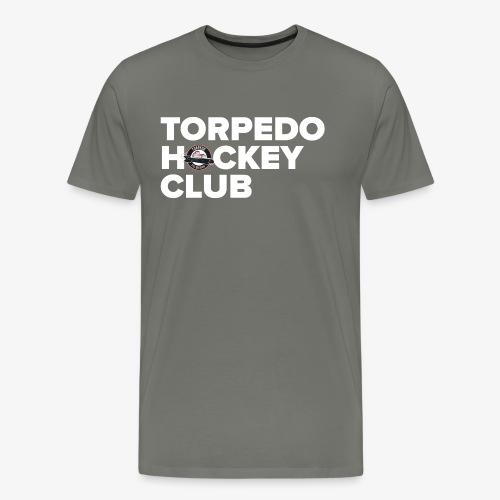 torpedo 3 white - Männer Premium T-Shirt
