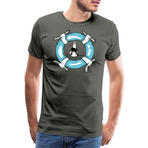Küsten Van Damme - Männer Premium T-Shirt