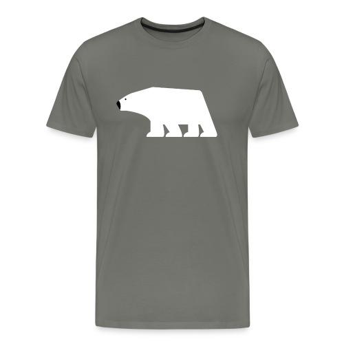 Polarbear, Eisbaer - Männer Premium T-Shirt