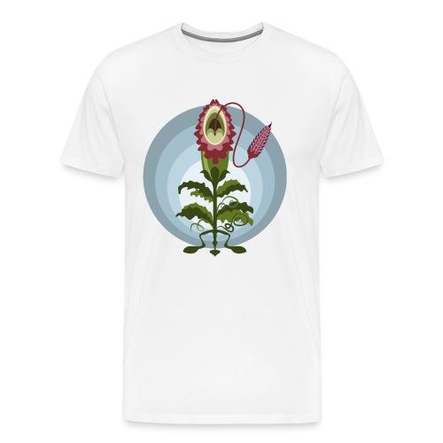 Il giorno dei Trifidi - John Whyndam - Maglietta Premium da uomo