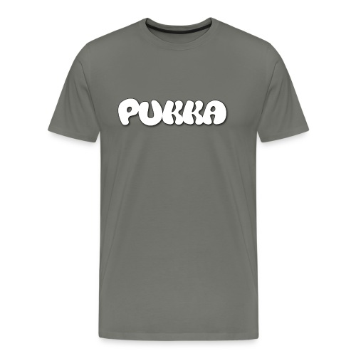 Pukka Official T-Shirt - Men's Premium T-Shirt