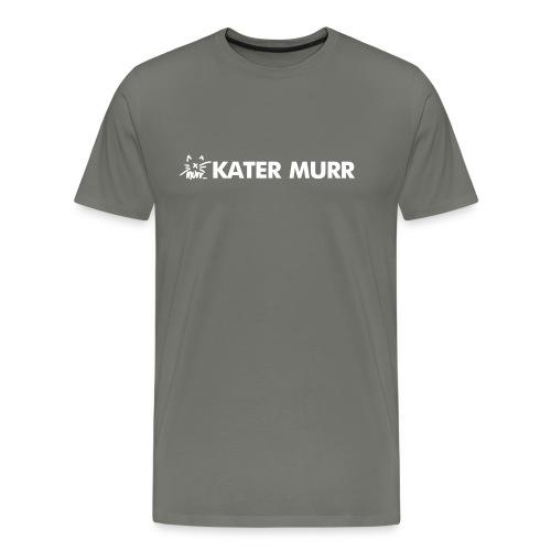 Kater Murr - Männer Premium T-Shirt