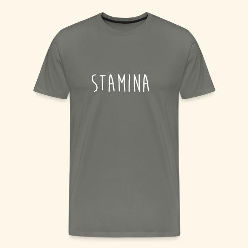 STAMINA - T-shirt Premium Homme