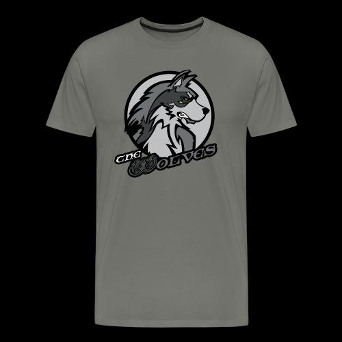 Wolves faction - Men's Premium T-Shirt