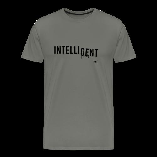 IntelliGENT - Men's Premium T-Shirt
