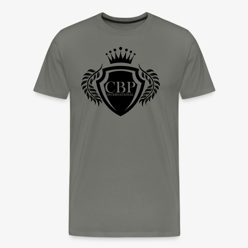 NEW CBP VECTOR BLACK - T-shirt Premium Homme