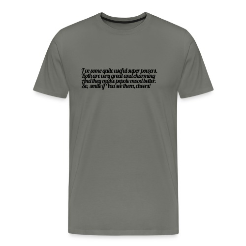 2a - Koszulka męska Premium