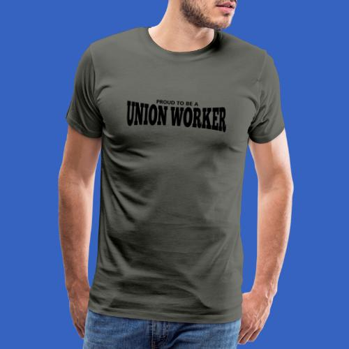 Union Worker - Männer Premium T-Shirt