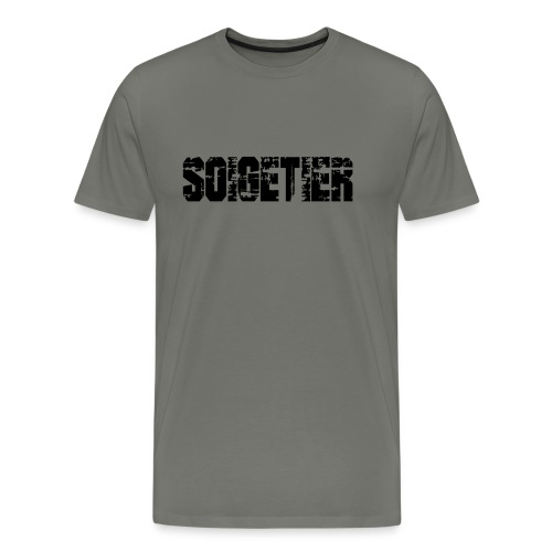 logo bad1 - Männer Premium T-Shirt