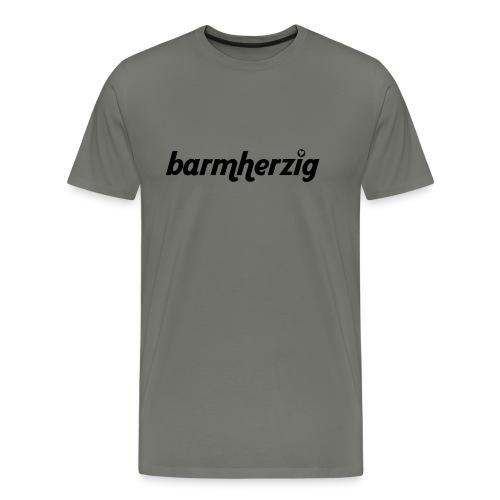 barmherzig klassik - Männer Premium T-Shirt