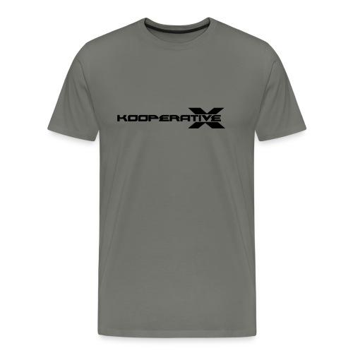 KoX Logo Long - Männer Premium T-Shirt