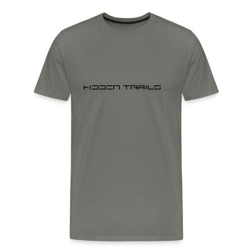 hidden trails - Männer Premium T-Shirt