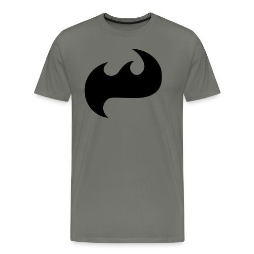 Highfish Logo - Männer Premium T-Shirt