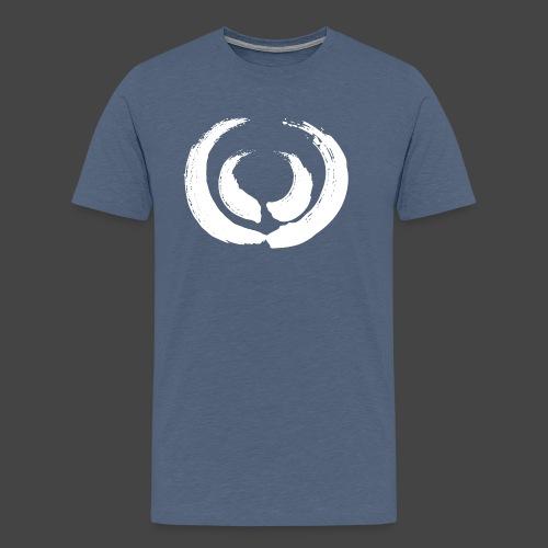 Gewaff-Shirt Schneller Pinsel - Männer Premium T-Shirt