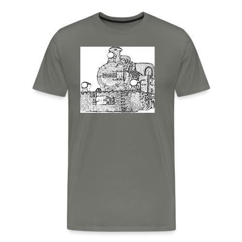 JLKB Logo 1 JPG - Männer Premium T-Shirt