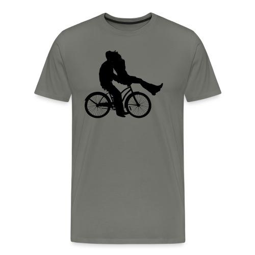 Fahrrad Paar - Männer Premium T-Shirt