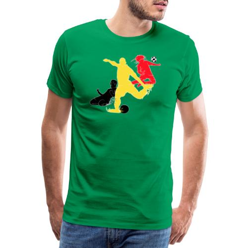 Belgique Football Fan - T-shirt Premium Homme
