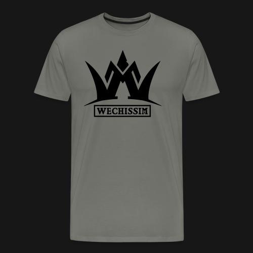 Wechissim Logo - T-shirt Premium Homme