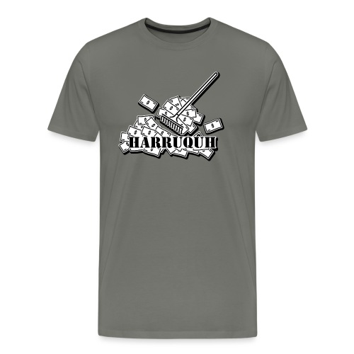Harruquh - Mannen Premium T-shirt