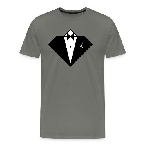 16992229-Buste Smoking CostarDiamant - T-shirt Premium Homme
