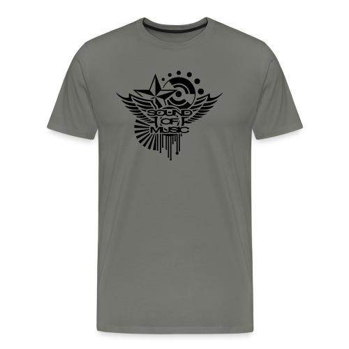 Music1 - Männer Premium T-Shirt