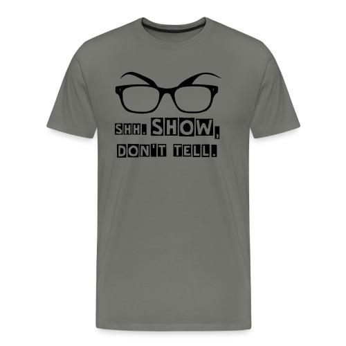 Alex Show - Männer Premium T-Shirt
